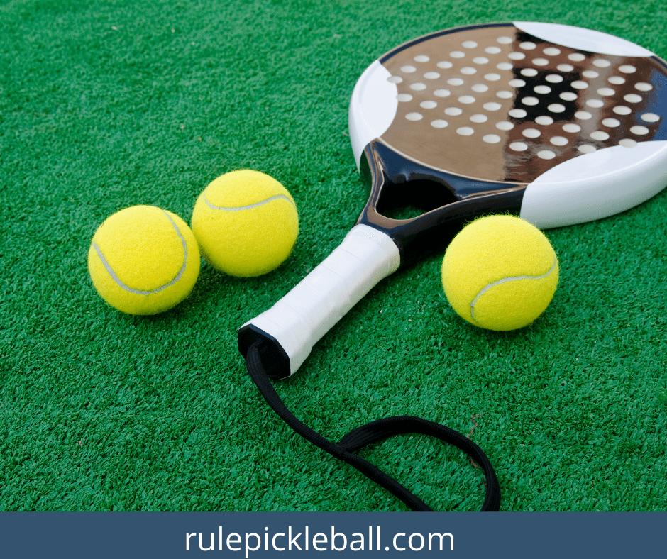 paddle tennis vs pickleball